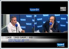 Europe 1 – Le poids et le pouvoir des mots