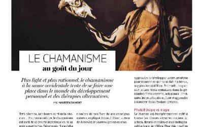 Marie France – le chamanisme au goût du jour