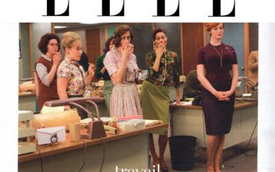 Magazine Elle – Doper sa confiance en soi
