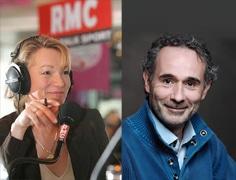 Interview sur RMC avec Brigitte Lahaie