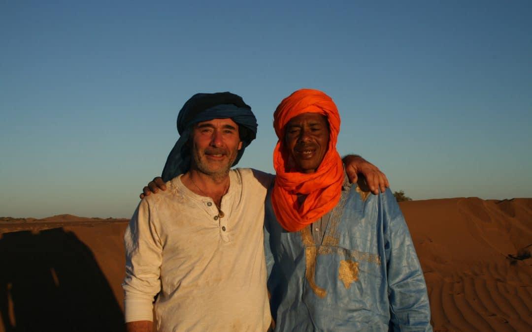 Pourquoi j'irai méditer dans le désert pour le passage à 2016