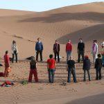 desert marocain