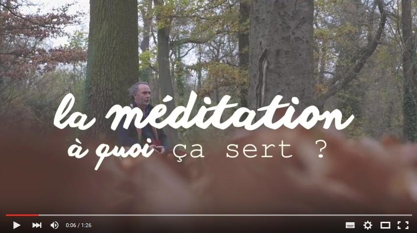 La méditation, à quoi ça sert ?