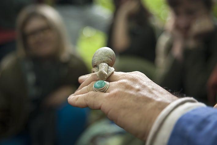 La voie de l'escargot