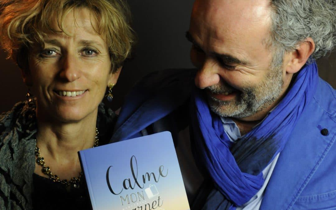 IDFM Radio Enghien – «Calme, mon carnet de méditation»
