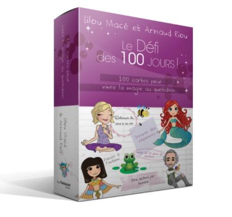 100 cartes Défi pour Vivre la magie au quotidien