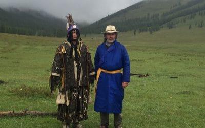 Rencontre avec les chamans en Mongolie