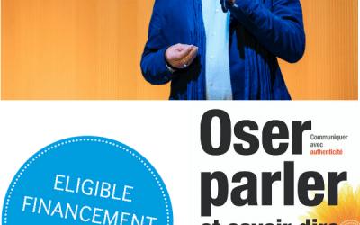 26 et 27 novembre – Stage Professionnel Oser parler & savoir dire !