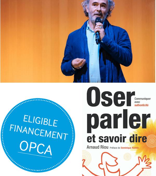 12 et 13 mars – Stage Professionnel Oser parler & savoir dire !