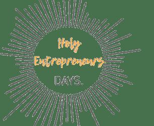 HolyEntrepreneursDays- le 22 octobre 2018- Paris