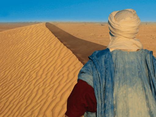 desert, page accueil