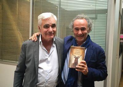 Avec Guy Tredaniel