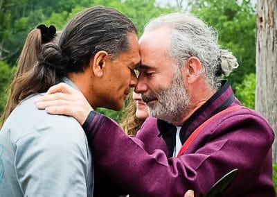 Avec Ojaasvin chaman Maori
