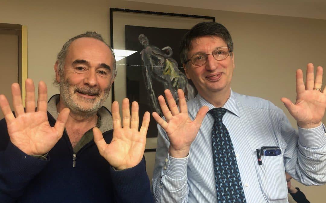 Lire les lignes de la main, c'est scientifique ou ésotérique ?